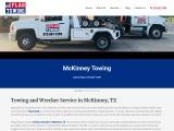 McKinney towing   McKinney tx towing  