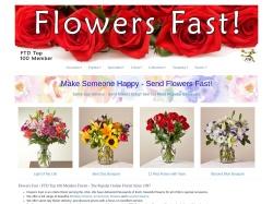 Flowers Fast screenshot