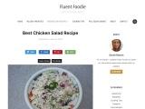 Learn Best Chicken Salad recipe