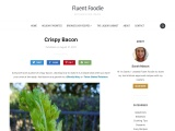 Check How to Cook Crispy Bacon