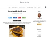 Find Out Easy Way to Make Disneyland Grilled Cheese