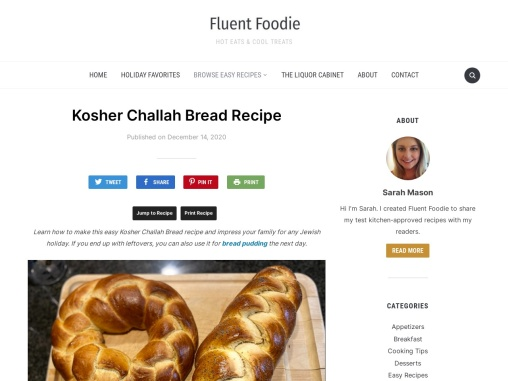 How to Make Challah bread at home