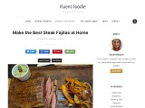 Check the Recipe of Best Steak Fajitas at Home