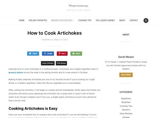 How to Prepare Delicious Artichokes