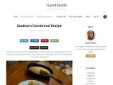 How To Make Southern Cornbread Recipe