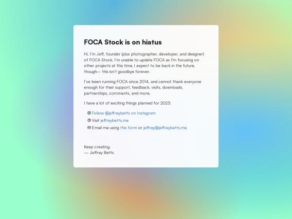 Foca Stock  - 15 Best Websites to Download Free Stock Footage (2020)