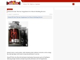 Animal M Stak The best Supplement for Muscle Building Review
