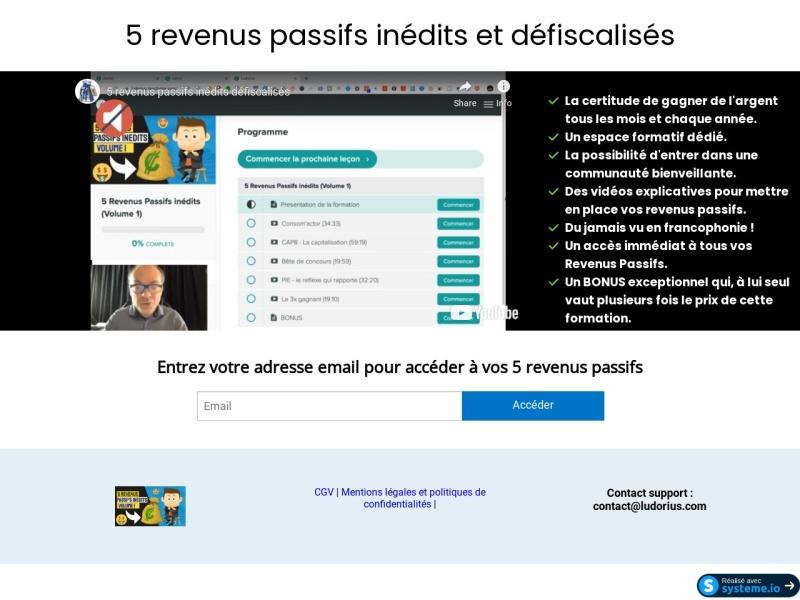 5 revenus passifs inedits defiscalises