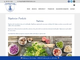 Vegetarian Products – Fortified Foods