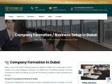 Company formation in Dubai, UAE