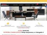 Najlepsze fotele biurowe – sklep internetowy