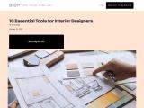 tools for interior designers | tools for interior designers