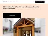 Porch Decor Ideas | Front Porch Decor