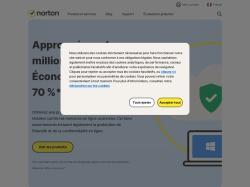 Norton FRANCE screenshot