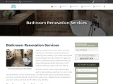 Bathroom Renovation Services-Fraserview Roofing And Reno