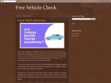 Full Vehicle Check for used vehicle