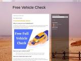 check a vehicle status – CarDotCheck