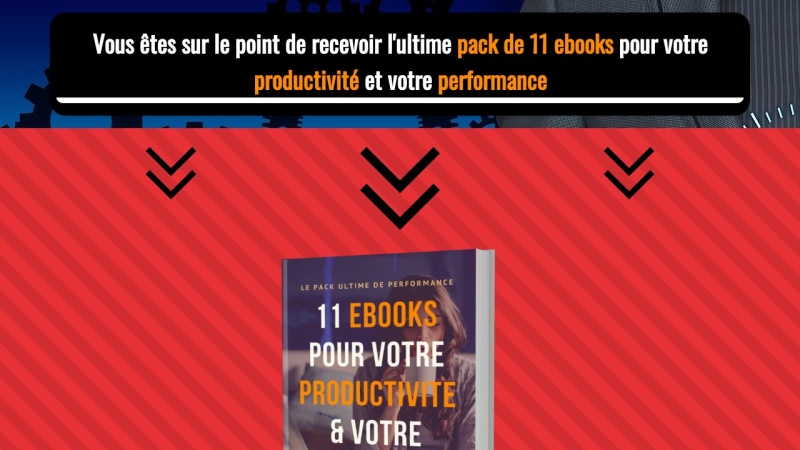 pack ultime performance 10 ebooks avec drs