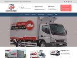 Freezer Chiller Truck Abu Dhabi