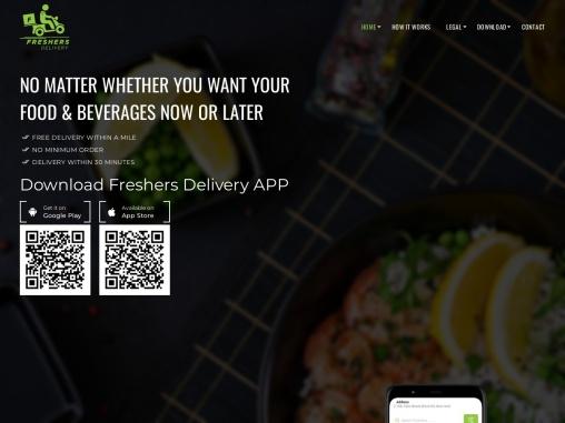Cornershop   Freshers Delivery App