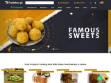 online food delivery service in Lahore providing all food variety at your doorstep.