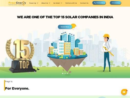 Best solar energy company in hyderabad