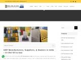GRP Manufacturers in Mumbai     .