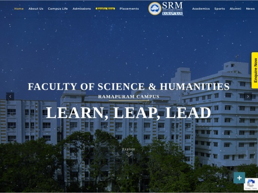College of Science and Humanities SRM