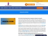 assignment writing services in operating system|fullassignment.co.uk