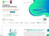 Outsource Python development services