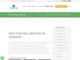 Fumigation Services in Midrand at fumigationsa.co.za