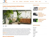 Guide to Buying the Best Artificial Plants