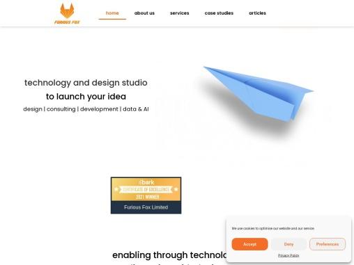 App development company in London