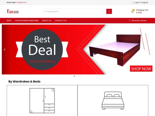 wooden furniture online in bangalore