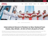 Moving from Dubai to New Zealand
