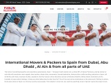 Moving from Dubai to Spain- fusionrelocations