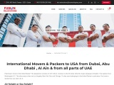 Moving from Dubai to USA – Fusion Relocations
