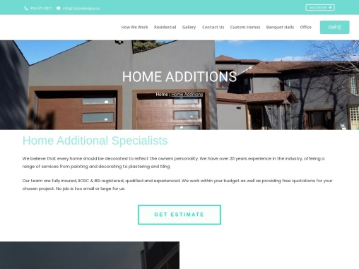 Home Additions – Get Renovation Ideas At Fuziondesigns.Ca