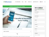 Benefits of Simulated Forex Trading