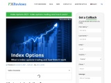 Index Options 2021- What is index options trading and how does it work?