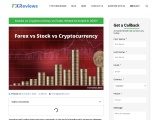 Stocks vs Cryptocurrency vs Forex, which ones should you invest in 2021? Detailed overview