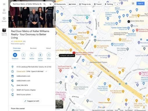 Real Estate Agent in Vienna VA, McLean VA, Tysons Corner