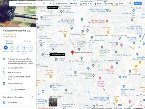 Touch Screen Monitor & Information Kiosk Ahmedabad | Newtech Infosoft Pvt.Ltd.