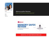 Memorysafex Review:  Never Lose Your Photos and Videos Device 2021