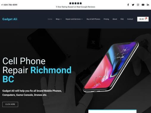 Mobile Phone Repair Service in Richmond   Cell Phone Repair Center