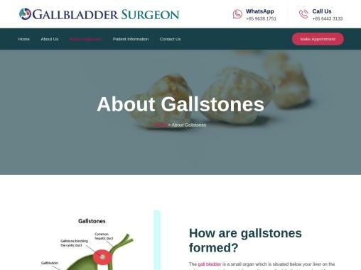 Best Gallbladder Surgeon Singapore