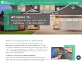 Garage Door Services Indianapolis IN
