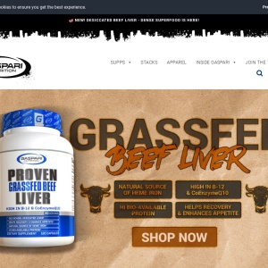Gaspari Nutrition | Sports Nutrition: Supplements, Apparel, News