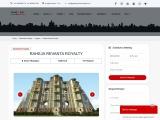 Raheja Revanta Royalty Sector 78 Gurgaon – Price, Location, Floor Plan