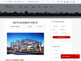 Satya Element One – Service Apartment in Sector 47 Gurgaon